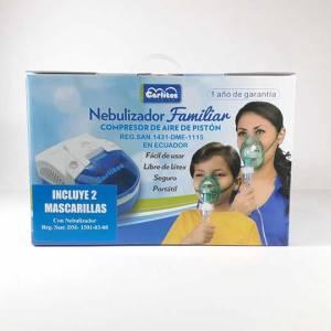 Nebulizador Carlitos Compresor Portable