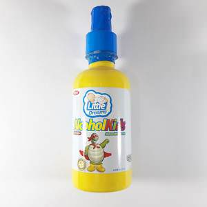 Alcohol Antisep Kids Aerosolx250ml