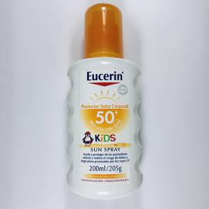 Protector Solar Eucerin Spray Fps-50 Kidsx200ml