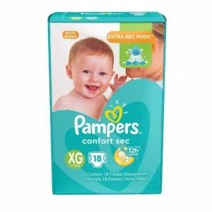 pampers XXG