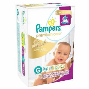 Pañal Pampers Premium Care G x 20