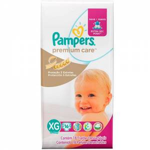 pampers premium care ecuador