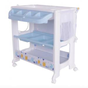 Bañera para bebé Natiel Azul