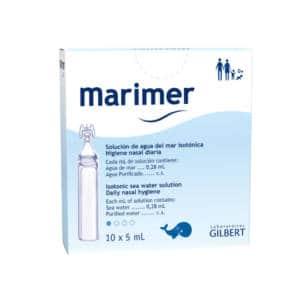 Marimer Isotónica Amp Caja X 10