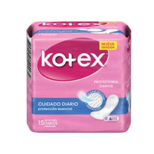 Protectores Kotex Days Duo-phx15