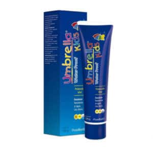 Bloqueador Umbrella Kids Emulx120gr