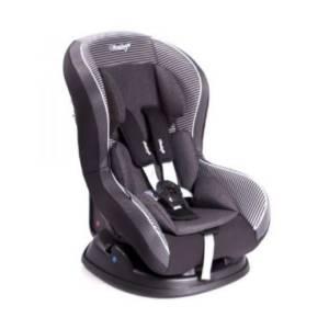 silla de auto ebaby gris