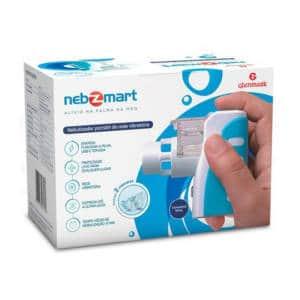 Nebulizador Nebzmart Portatil x 1