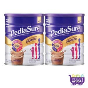 Pediasure 900g x 2 Sabor Chocolate