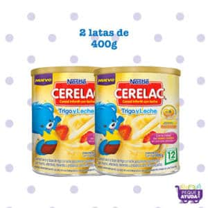 Cerelac 400g Pack x 2