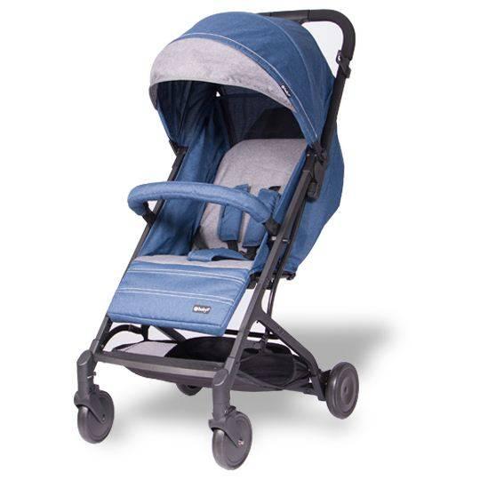 Coche de Paseo Ágata Azul Ebaby