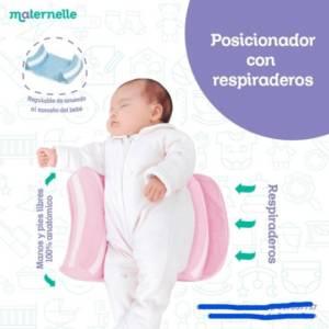 Posicionador con Respiradero Maternelle varios colores