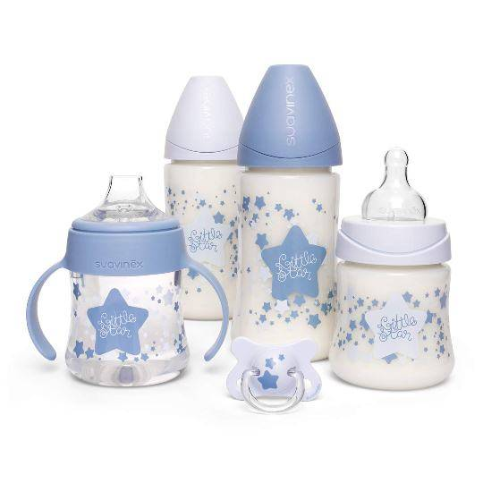 Set Suavinex Little Star Celeste x 5 items