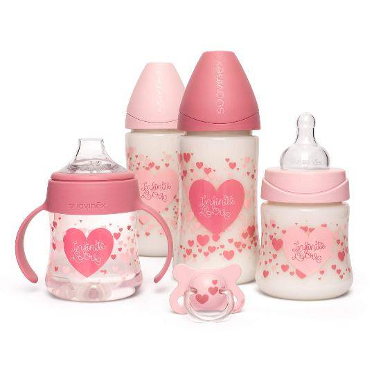 Set Suavinex Little Star Rosa x 5 items