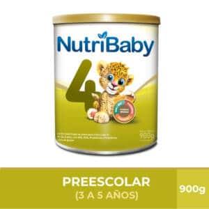 Nutribaby Fase 4 900g