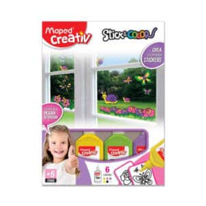 Maped Creativ Stick & Colors Naturaleza 5+
