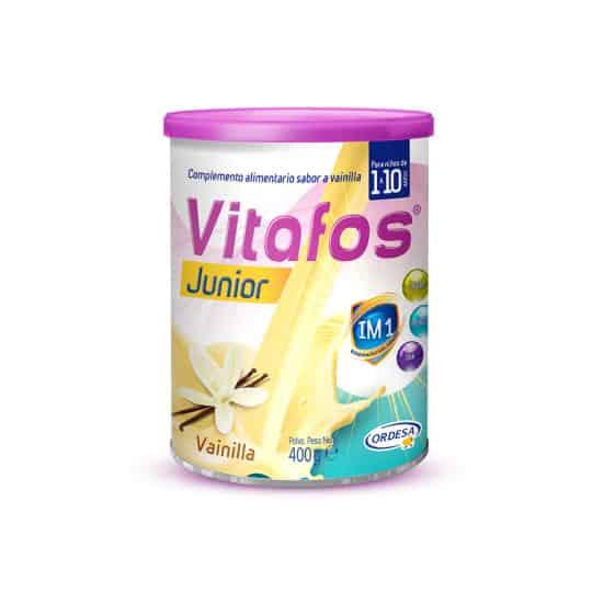 Vitafos Junior Vainilla x 400g