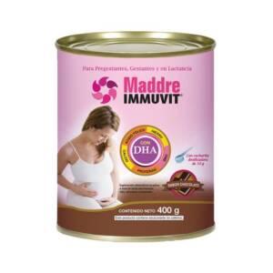 Maddre Immuvit Polvo Chocolate 400g
