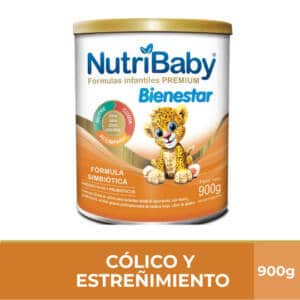 Nutribaby Bienestar 900g (4 unidades)