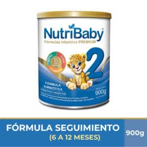 Nutribaby Fase 2 900g (4 unidades)