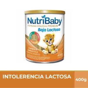 Nutribaby Baja en Lactosa 400g