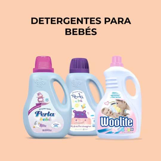 detergente para bebe home