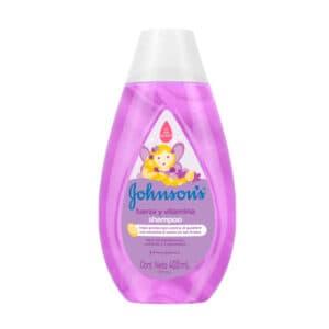 Shampoo Johnsons Baby Fuerza y Vitamina 400ml