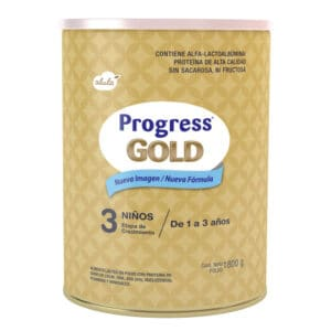 Leche Progress Gold Alula 3x1800g