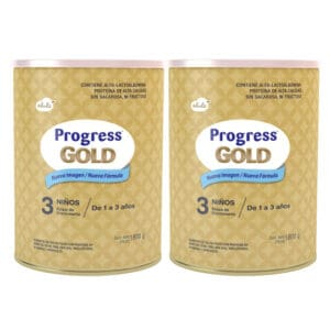 Progress Gold Alula x 2 latas de 1800g (2da lata 70% dscto)