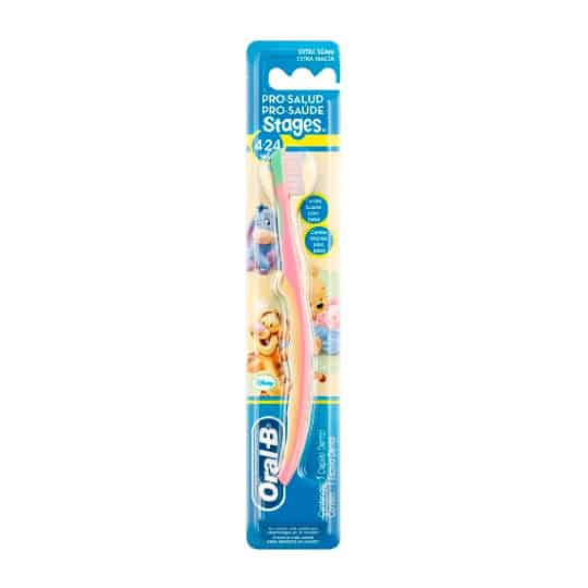 Cepillo Oral B Stages 4-24 Meses