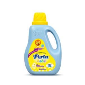 Detergente Líquido Perla Bebé Manzanilla x 2 Litros