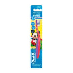 Cepillo Oral B Stages Mickey Mouse 2-4 Años