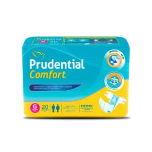 Pañal Prudential Comfort G x 20