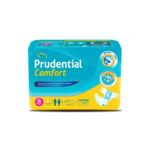 Pañal Prudential Comfort G x 8