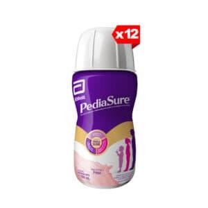 Pediasure Plus Fresa Líquida x 200ml (Paga 9 y Lleva 12)
