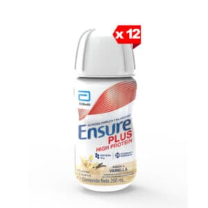 Ensure Plus HP Vainilla x 200ml (Paga 9 y Lleva 12)