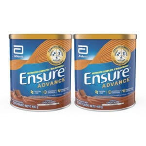 Ensure Advance Chocolate 400g (2da Lata con el 50% de Descuento)