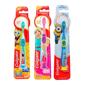 Cepillo Colgate Smile 2-5 años x 1