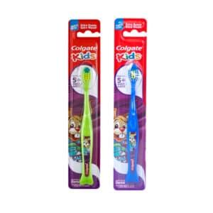Cepillo Colgate Kids Extra Suave 5+ x 1