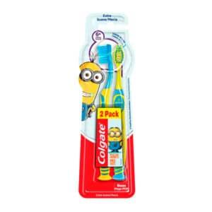 Cepillo Colgate Minios Pack 2x1