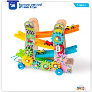Rampa Vertical Wilson Toys