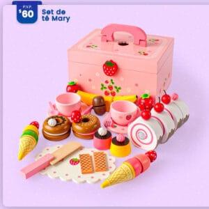 Set de Te Mary Wilson Toys
