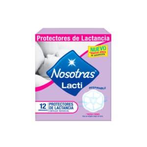 Protectores De Lactancia Lacti Nosotras x 12
