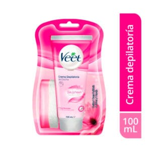 Veet® Crema Depilatoria Ducha Piel Normal x 100ml