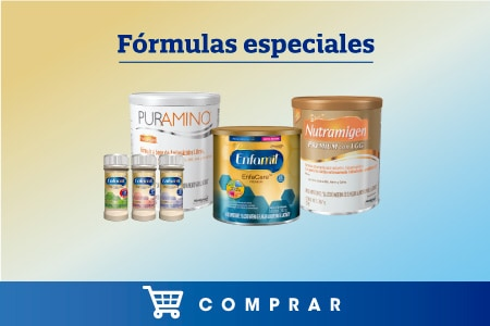 formulas especiales enfamil