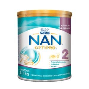 NAN® PRO HMO Fórmula Infantil Etapa 2 Lata x 1.1kg