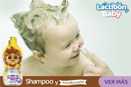 LACTIBON BABY SHAMPOO