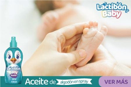 LACTIBON BABY ACEITE