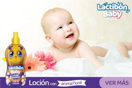 locion lactibon baby