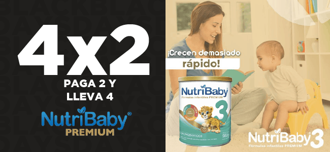 nutribaby black